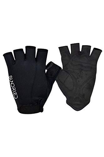 Zongedroogde Vingerloze Bike Handschoenen Road MTB Premium Fietsuitrusting Voor Mannen Vrouwen
