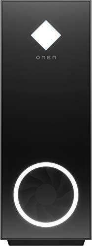 HP OMEN GT13-1014ns - Ordenador de sobremesa gaming (AMD Ryzen 5 5600X, 30L, 16 GB DDR4-SDRAM, 1TB HDD+ 512GB SSD, RTX 3060 12GB, FreeDOS) negro