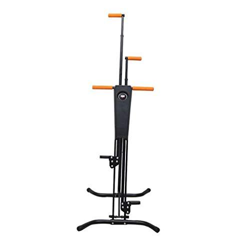 FHISD Escalador Vertical Máquina de Ejercicios Escalador Vertical Plegable Stepper Cardio Workout...