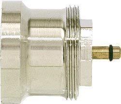 Heimeier Spindel - Verlängerung M30 x 1,5 30 mm für Thermostat Unterteile