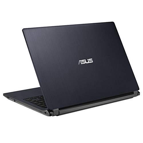 ASUS PRO P1440FA-3410 14-inch Thin & Light Laptop (8th Gen Intel Core i3 8145U/4GB RAM/1TB HDD/DOS/Intel UHD Graphics) (Black/1.6kg)