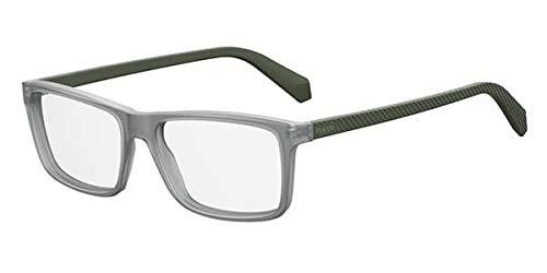 Polaroid PLD D330 DLD 54 Gafas de sol, Verde (Mtgrn Milgrn), Hombre