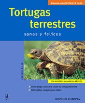 Tortugas terrestres (Mascotas en casa)