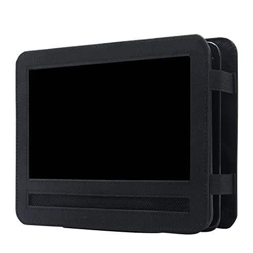 sfadf Funda para reposacabezas de coche, soporte para reposacabezas de coche, correa para tabletas, reproductor de DVD portátil, para almacenamiento de CD, 7, 9 y 10 pulgadas.
