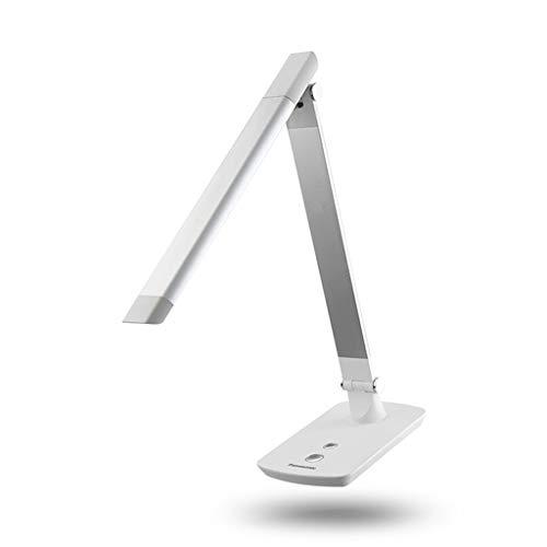 SPNEC Augenschutz Flexible LED-Schreibtischlampe Touch Control, Schreibtisch LED-Lampe, Moderne Schreibtischlampe