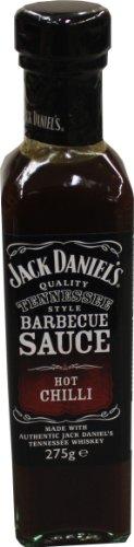 Jack Daniels BBQ Sauce Hot Chilli 260g