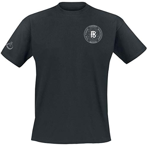 Five Finger Death Punch F8 Männer T-Shirt schwarz XXL 100% Baumwolle Band-Merch, Bands