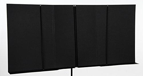 Berolina Manufaktur MAGIC MUSIC BOARD 35x84 black Music stand pupitre accessoires