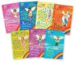 Rainbow Magic: Pet Keeper Fairies, 7 Books, RRP £27.93 (Katie the Kitten Fairy, Harriet the Hamster Fairy, Georgia the Guinea Pig Fairy, Lauren the Puppy Fairy, Bella the Bunny Fairy, Penny the Pony Fairy, Molly the Goldfish Fairy)