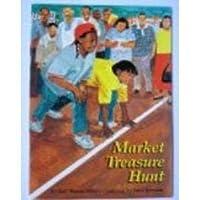 Market Treasure Hunt (Leveled Readser 76B, Genre: Realistic Story) 0673609782 Book Cover