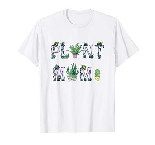 PLANT MOM - horticulture, urban farmer, gardening, gardener