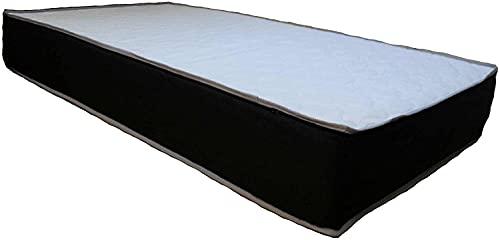 Altezza 30 cm !! Materasso BoxSpring - RG 35 Kg/m³ - Durezza: H2/H3 (140/200 cm)