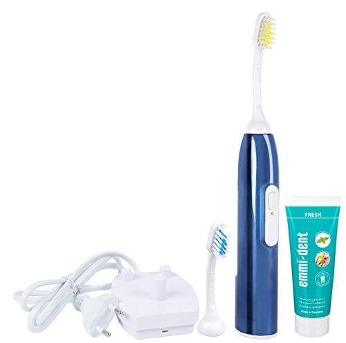 Emmi-Dent Ultraschallzahnbürste blau