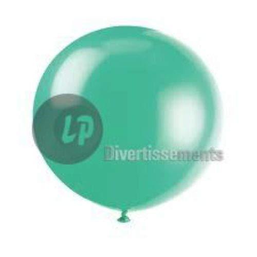 COOLMP Fiesta Palace - Ballon Géant 1M37 Vert