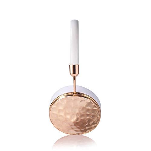 FRENDS Taylor Bundle - Frauenkopfhörer - Zwei Kappenstile - Over-Ear - Kabel 3,5 mm - Battered Gold/Rosegold auf Weiß