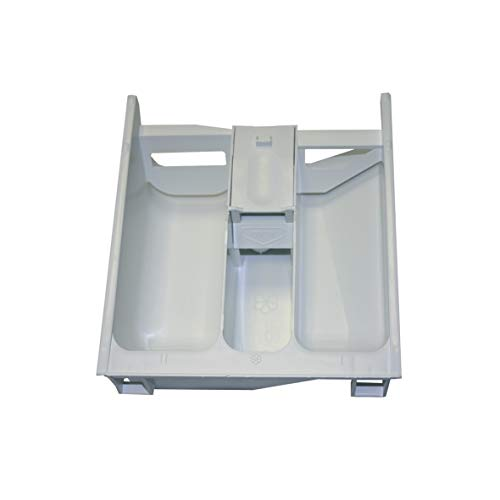 Waschmittelkasten Einspülschale Waschmittelschublade Waschmaschine Waschtrockner Frontlader ORIGINAL Bosch Siemens 00354123 passend auch Neff Neckermann Balay Constructa Viva Pitsos Neckermann uvm