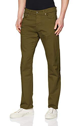 GANT Herren Regular Desert Jeans Freizeithose, Dark Cactus, 32/30
