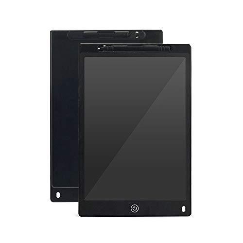 KDXBCAYKI 12 Inch LCD Tablet Kinderen Graffiti Schilderen Kleine Blackboard Office Bericht Board Whiteboard Pens