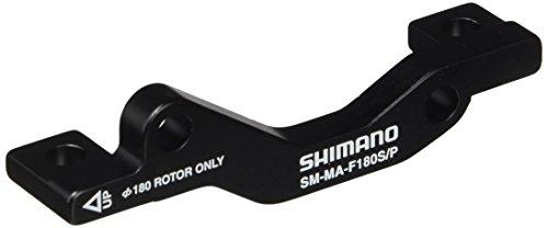 SHIMANO Unisex– Erwachsene Adapter-2090325100 Adapter, Schwarz, One Size