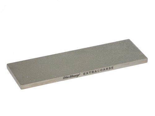DMT Dia-Sharp Schärfblock mit durchgehender Diamantbeschichtung, extra-grob, 15,2 cm / 6 Zoll, D6X