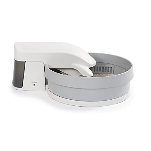Petsafe Bac à Litière Autonettoyant Automatique Simply Clean pour Chat + 6 mois, Compatible avec de la Litière...