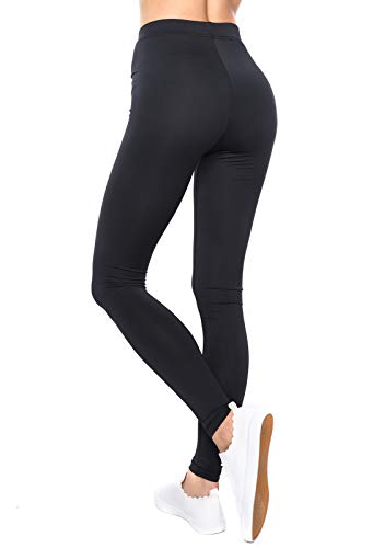 Oasi® - Legging Minceur ProSkin 3065 - Anti-Cellulite - Effet Push-up - Noir - 36