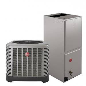 Rheem / Ruud 4 Ton 15 Seer Heat Pump System (AC and Heat) RP1548AJ1NA