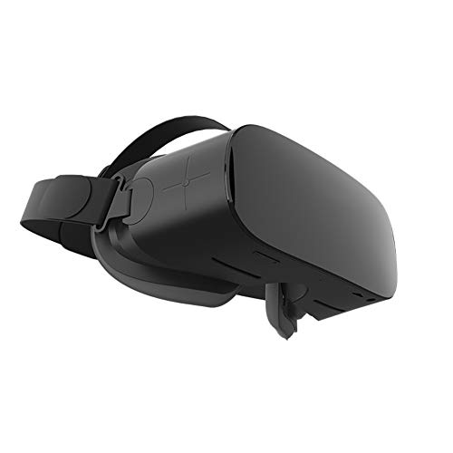 Best Buy! YTBLF 3D Virtual Reality Glasses, VR Integrated Machine, Head-Mounted Smart Glasses, Suppo...