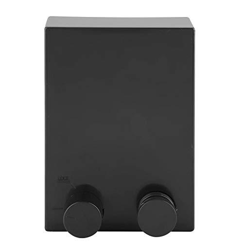 Demeras Estante de secado retráctil, secador de tendedero retráctil flexible y antienvejecimiento, para corredor (negro, Santa Claus)