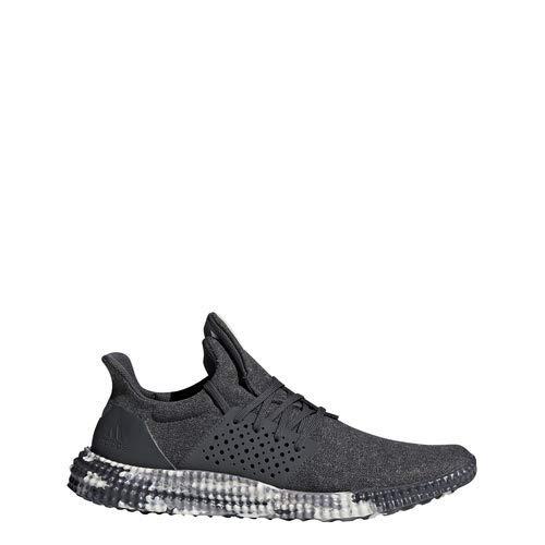 Adidas Unisex Athletics 24/7 TR Athletic Shoes, Grey/Raw White/Grey, 9.5 Regular US