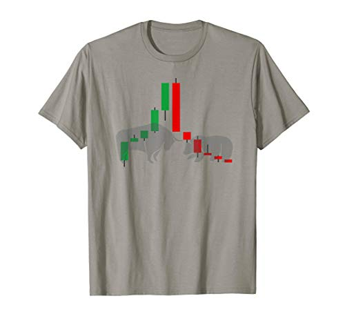 31Ofs8CgMUL - Forex Trading Stock Market T-Shirt Candlesticks