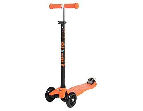 Micro Mobility Maxi Micro T Orange