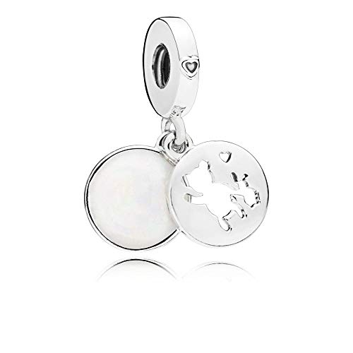 Pandora Damen -Bead Charms 925 Sterlingsilber 797035EN23