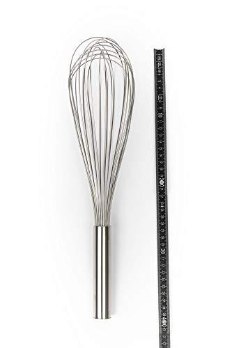 RoyalFay® Schneebesen 40 cm Gastro...