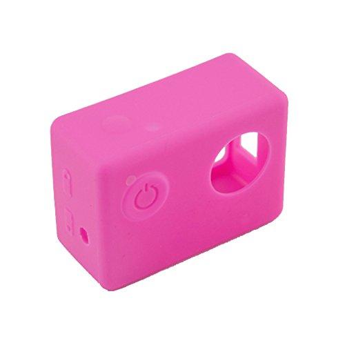 TISHITA #N/A De Silicona Suave A Prueba De Polvo De Protección De La Piel De La Caja para - Rosado