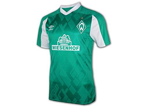 UMBRO Werder Bremen Home Jersey grün - L