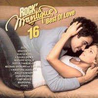 Rock\'mantique 16 : Best of Love