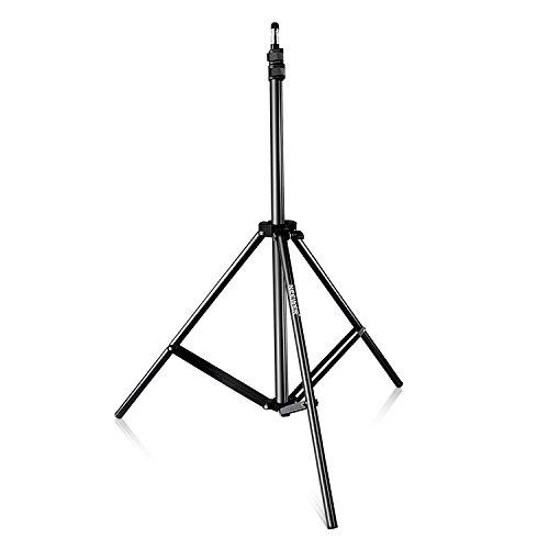 Neewer 210cm Fotografie Foto-Studio-Licht Stativ für Video, Porträt, Fotografie und Beleuchtung