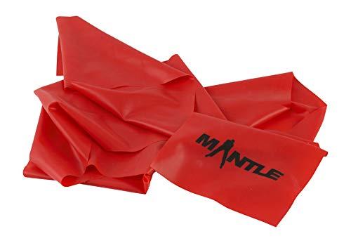 Mantle - elastisches Fitnessband rot Easy 1,50 m lang und 15 cm breit