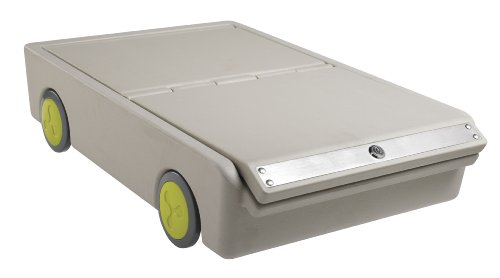 Lock & Roll Portable Under-Bed Personal Safe