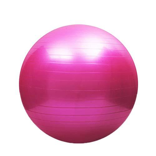 Yoga Fitness Bal, 65 CM Explosiebestendige Fitness Bal Yoga Bal Gymnastiek Bal Verdikking Overgewicht Pvc Yoga Balans Bal