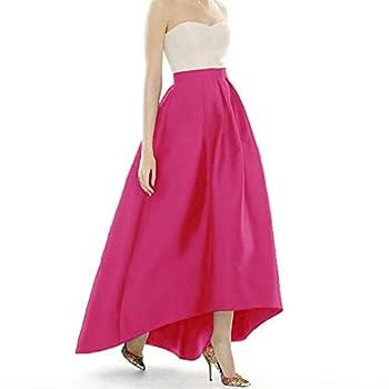 Best long back short front skirt Reviews