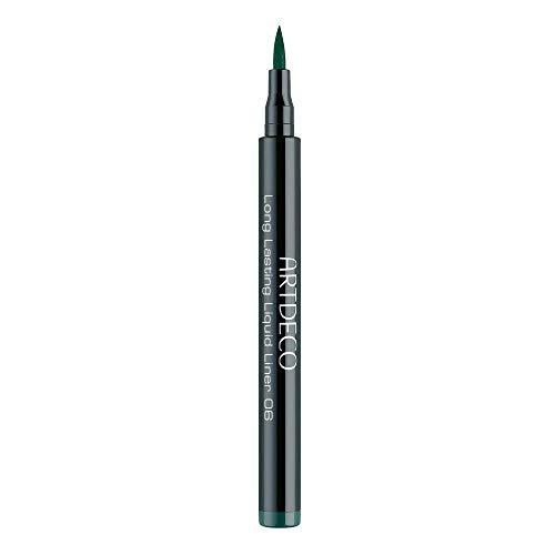 ARTDECO Long-Lasting Liquid Liner, Eyeliner grün, Nr. 6, green