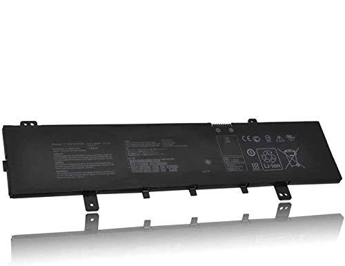 B31N1631 Batería para Ordenador portátil de Repuesto para ASUS VivoBook 15 X505BP X505BA X505BA-BR016T Series Notebook Black (11.55V 42Wh)