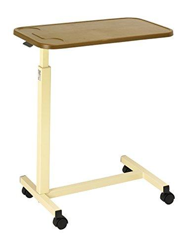 Days Betttisch, höhenverstellbar, mit Tischfläche aus Kunststoff