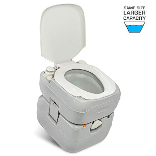 Jumbl Innovative Outdoor Portable Toilet