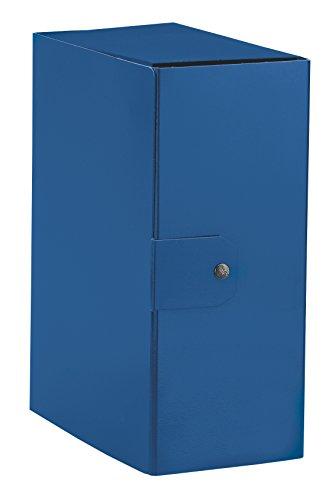 ESSELTE C84 DELSO ORDER Cartella Progetti, dim. 25 x 35 cm, Dorso 15 cm, Blu, 1 Pezzo, 390395050