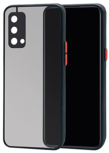 Jkobi Back Cover Case for OnePlus Nord CE 5G (Camera Protection | Smoke | Thermoplastic | Black)