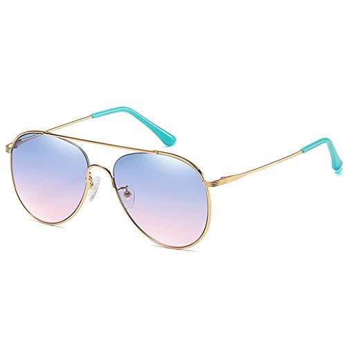 WOXING Unisex Polarizadas Gafas De Sol,Clásico HD Antideslumbrantes Gafas,Ciclismo Pesca Golf Conducir Elegantes Irrompible Compras-C 14.2x5.1cm(6x2inch)