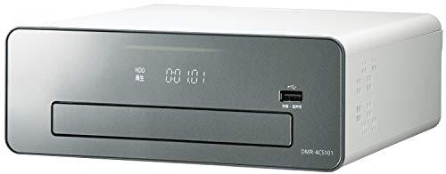 パナソニック 1TB 3チューナー ブルーレイレコーダー 4Kチューナー内蔵 4K放送長時間録画対応 Bluetooth搭載 4K おうちクラウドDIGA DMR-4CS101